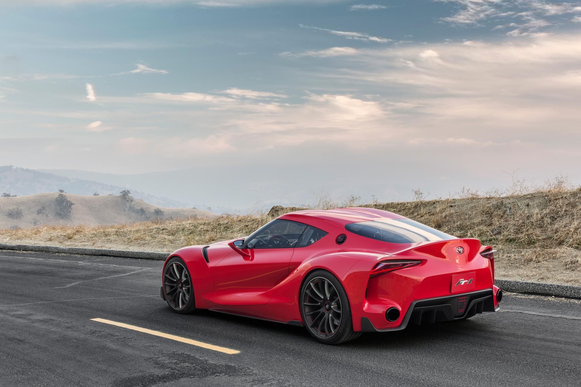 2014 Toyota Ft1 Concept News And Information Research And Pricing 2014 toyota ft 1 vision gt 2