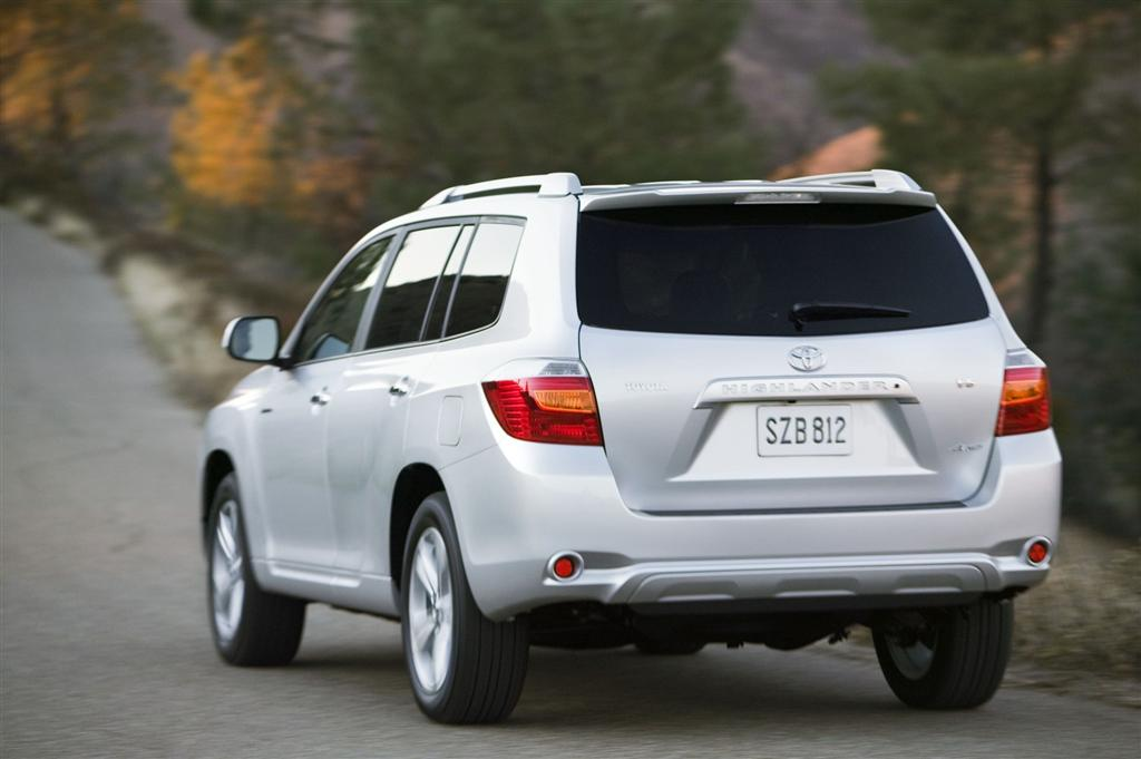2009 toyota highlander news and information. Black Bedroom Furniture Sets. Home Design Ideas