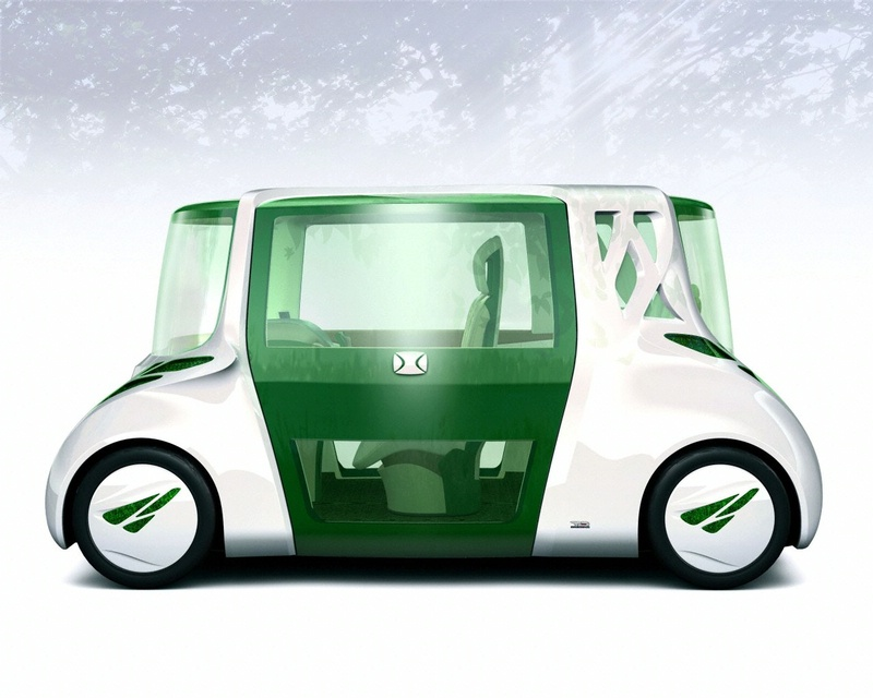 2007 Toyota Rin Concept Image Photo 9 Of 12