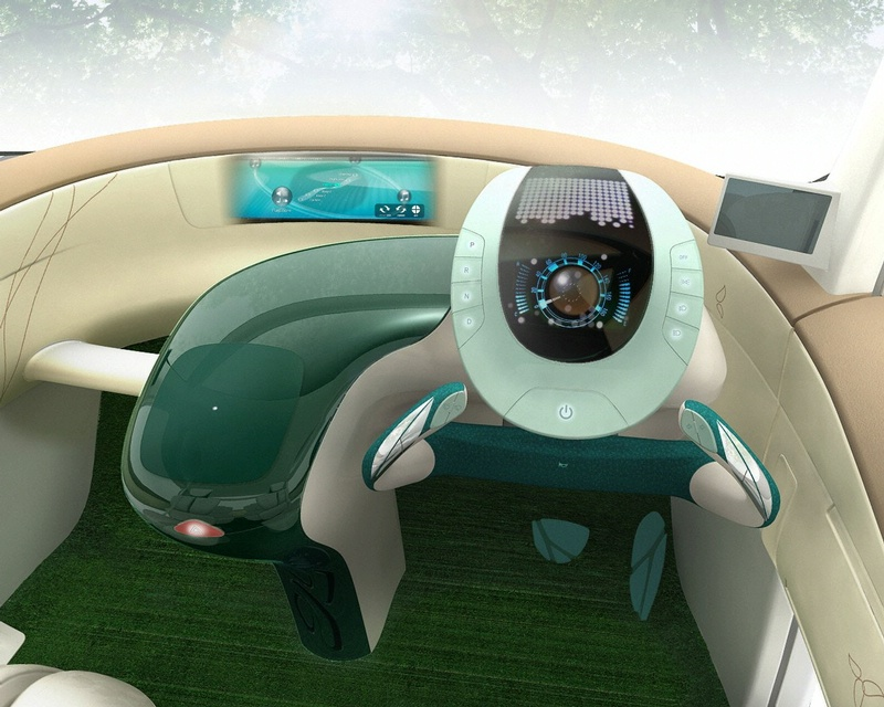 2007 Toyota Rin Concept Image Photo 4 Of 12