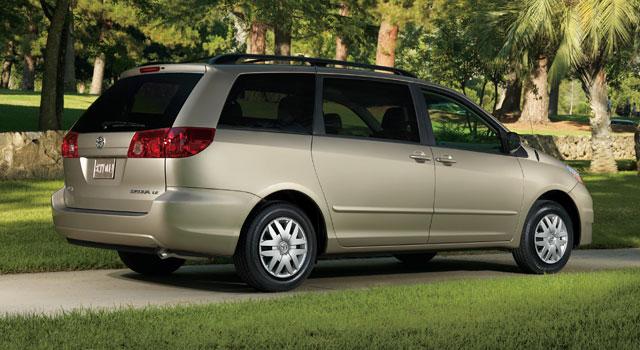 2008 Toyota Sienna News And Information Conceptcarz Com