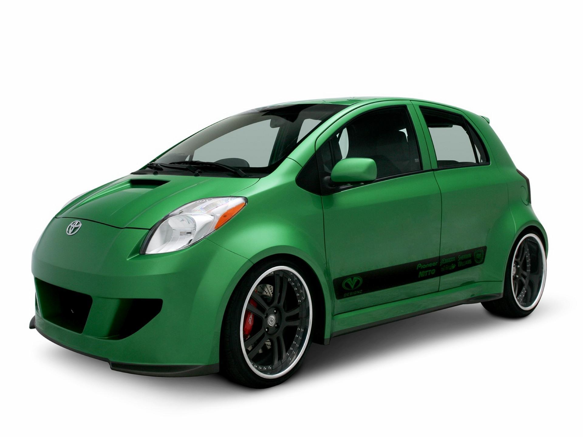 2008 Toyota Yaris Five Door Tailback News And Information