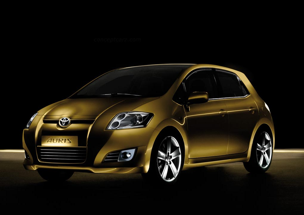 2007 Toyota Auris History Pictures Value Auction Sales Research And News