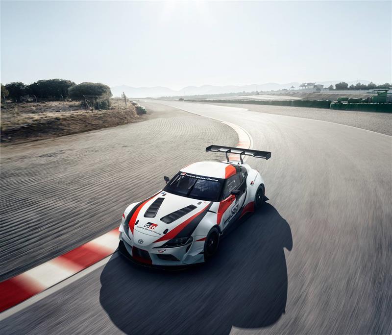 2020 Toyota GR Supra Racing Concept