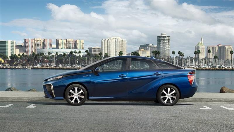 2020 Toyota Mirai News And Information Conceptcarz Com