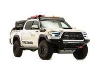 Popular 2020 Toyota Overland-Ready Tacoma Wallpaper