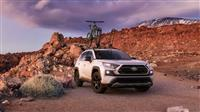 Popular 2020 Toyota RAV4 Wallpaper