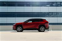 Popular 2021 Toyota RAV4 Prime Wallpaper