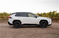 Popular 2021 Toyota RAV4 Wallpaper