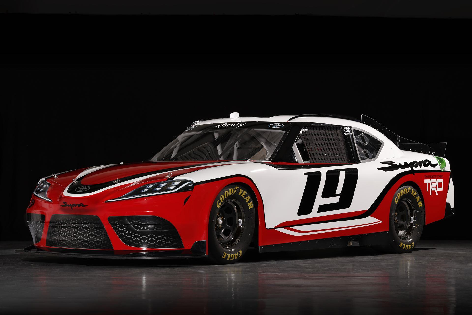 Wallpaper Toyota Supra Nascar Xfinity Series 2019 4k: 2018 Toyota Xfinity Supra News And Information, Research