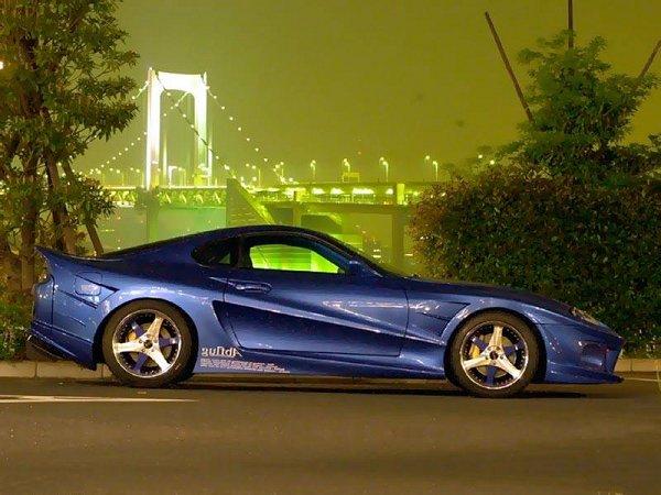 Celica Trd >> 2001 Abflug Supra S900 Image. https://www.conceptcarz.com/images/Toyota/toyota_2001_abflug_supra ...