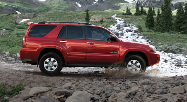 2007 toyota 4runner history pictures sales value research and news. Black Bedroom Furniture Sets. Home Design Ideas