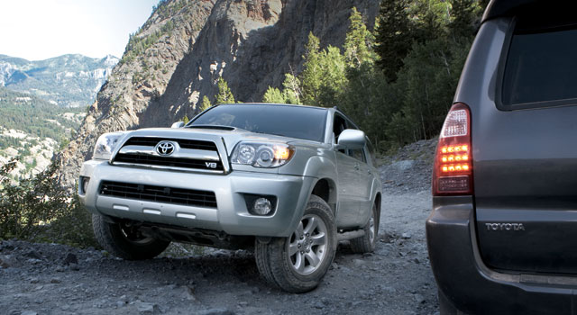 2007 Toyota 4runner Image Photo 26 Of 27