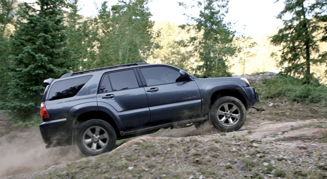 2007 toyota 4runner pictures history value research news. Black Bedroom Furniture Sets. Home Design Ideas