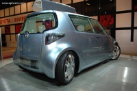 2006 Toyota Fine-T Concept