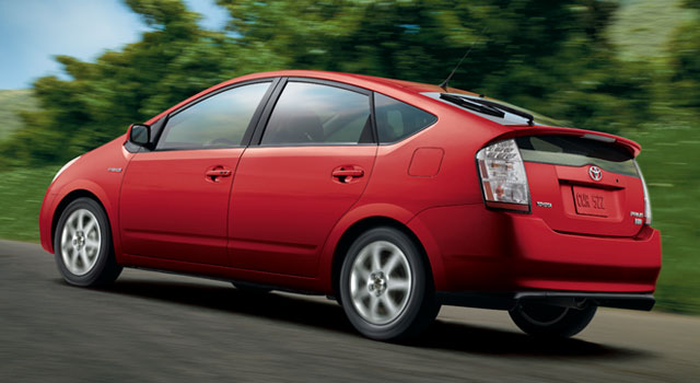 2007 Toyota Prius Hybrid Wallpaper And Image Gallery