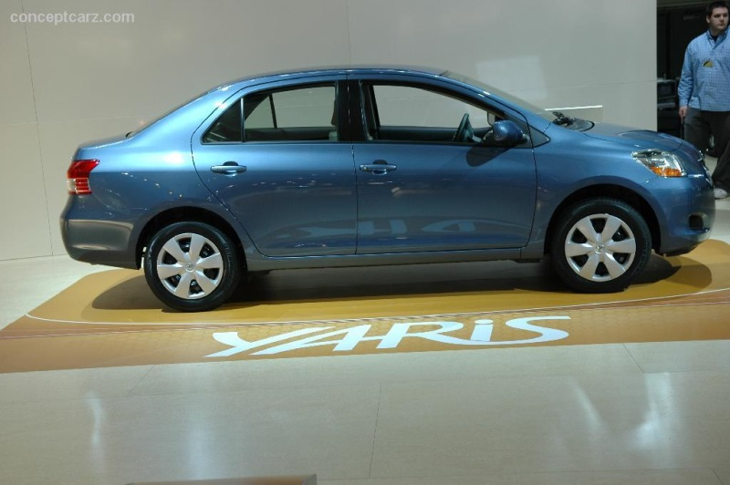 2007 Toyota Yaris History Pictures Value Auction Sales Research