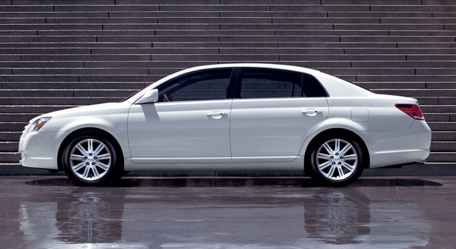 2007 Toyota Avalon Pictures History Value Research News Conceptcarz Com