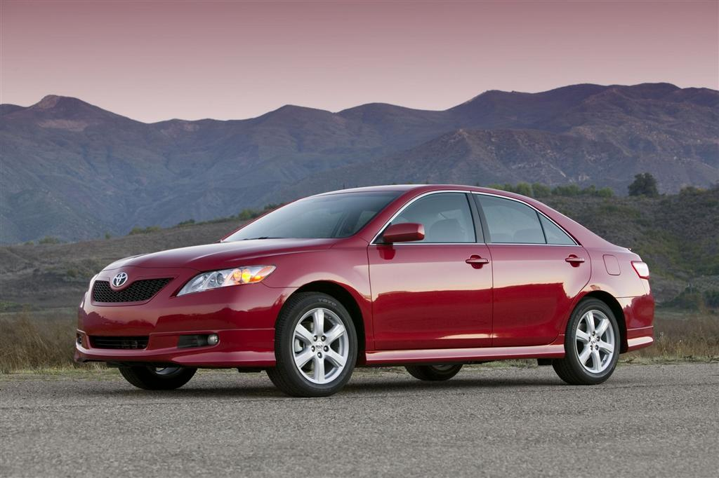 2009 toyota camry manual transmission