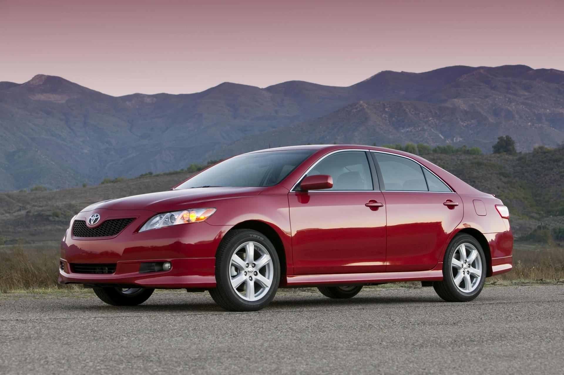 2009 toyota camry technical specifications and data. engine