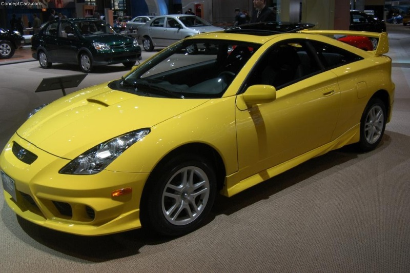 2003 Toyota Celica Image. Photo 1 of 9