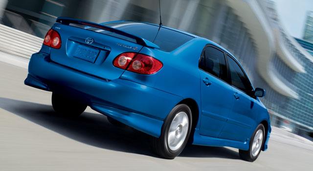 2008 Toyota Corolla News And Information Conceptcarz Com