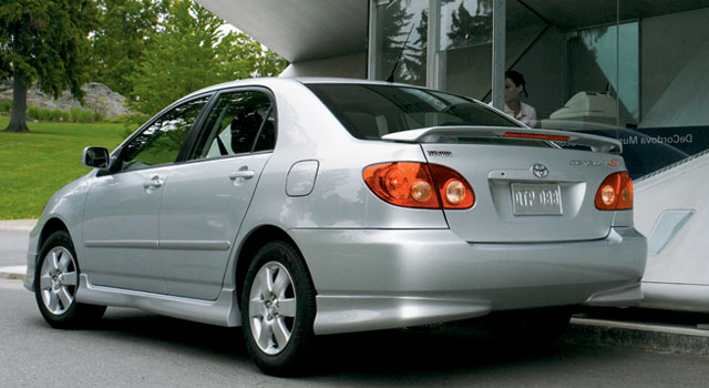 2006 Toyota Corolla Image Https Www Conceptcarz Com