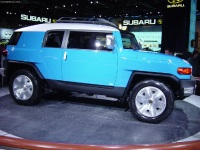 Popular 2003 FJ Concept Wallpaper