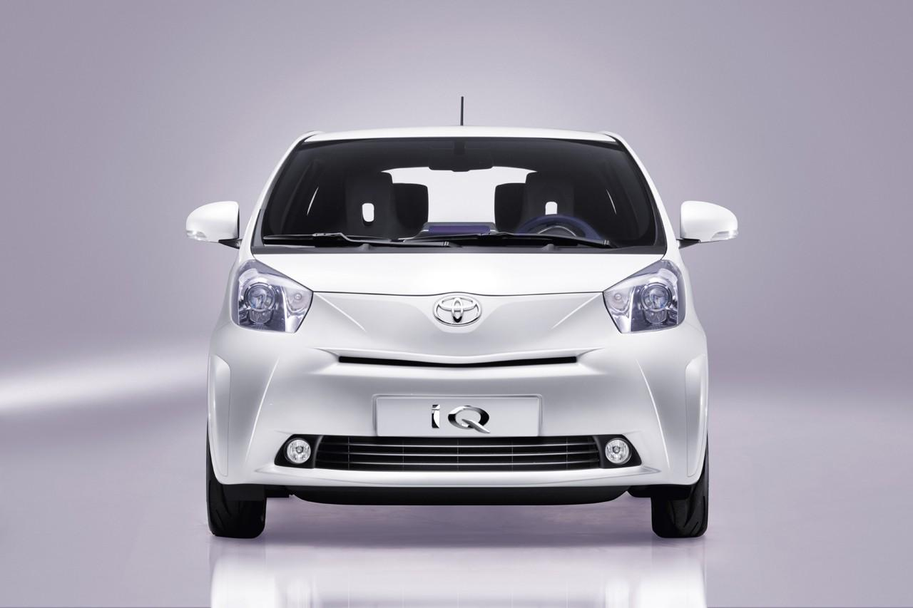 List Of Muscle Cars >> 2008 Toyota iQ News and Information | conceptcarz.com