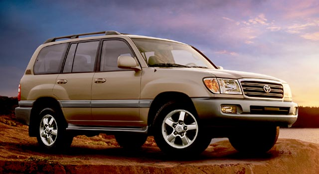 Auction Results And Sales Data For 2004 Toyota Land Cruiser