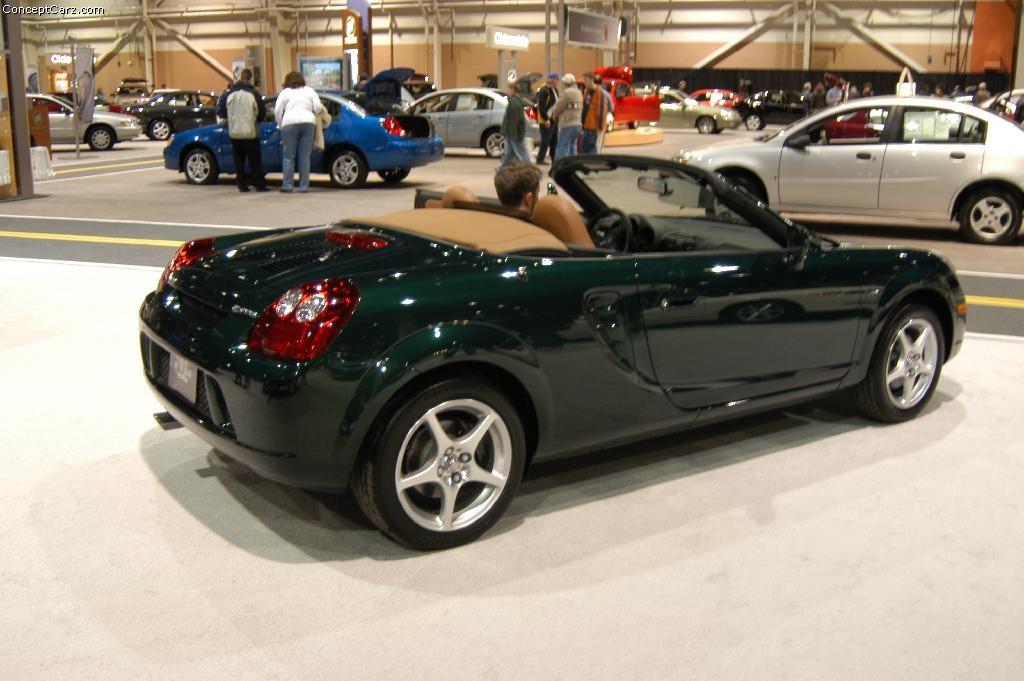 2003 Toyota MR2 Spyder Image. https://www.conceptcarz.com ...