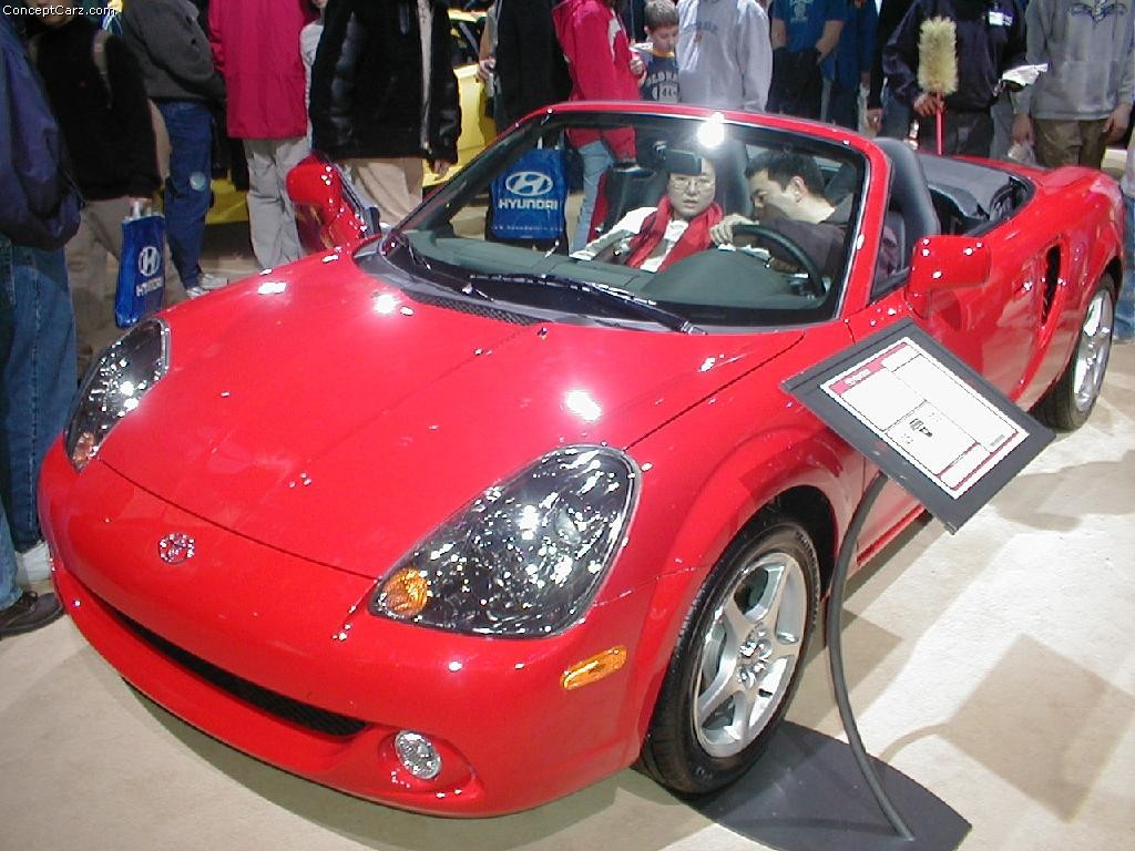 2003 Toyota Mr2 Spyder Pictures History Value Research