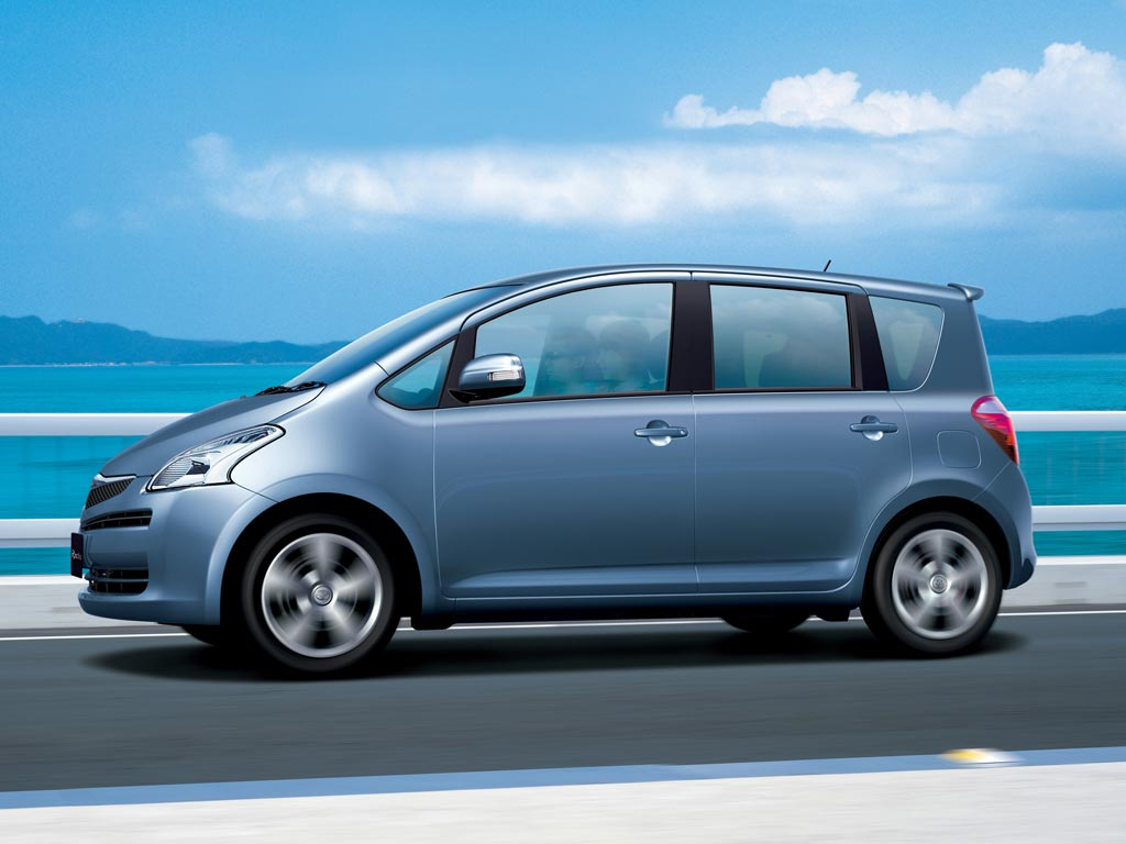 2006 Toyota Ractis History, Pictures, Value, Auction Sales, Research and News
