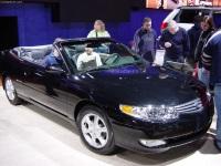 2003 Toyota Solara image.