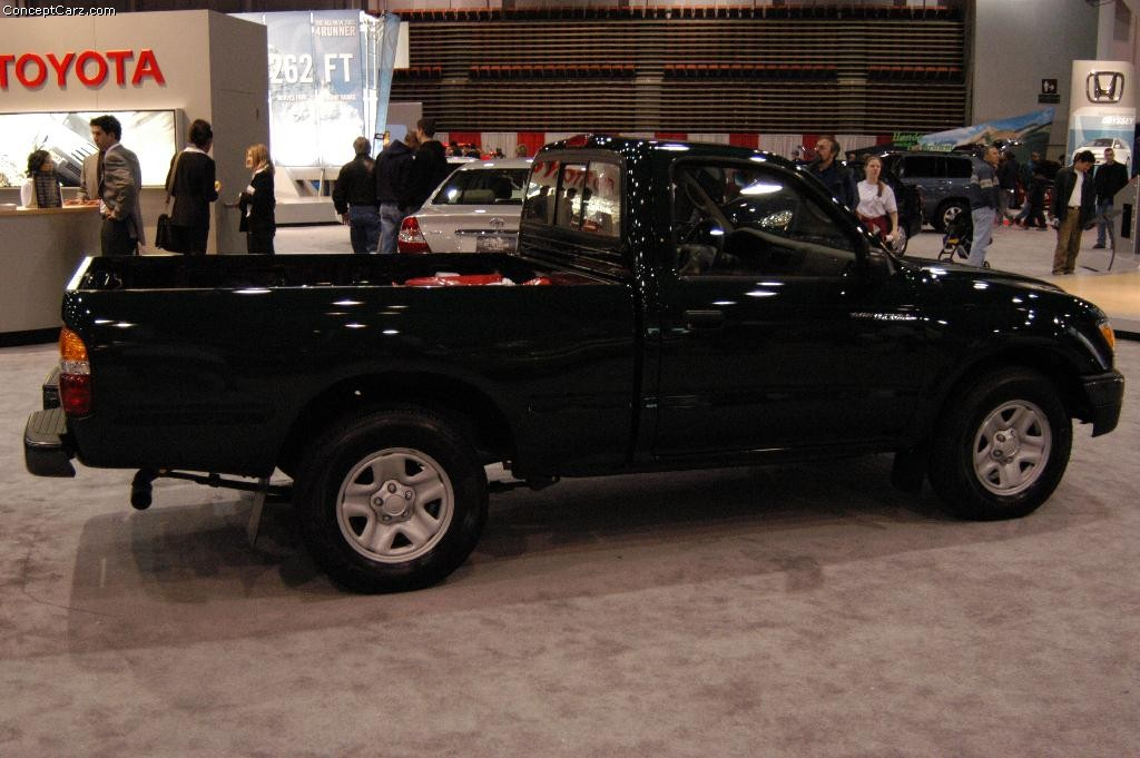2003 toyota tacoma history pictures sales value research and news. Black Bedroom Furniture Sets. Home Design Ideas