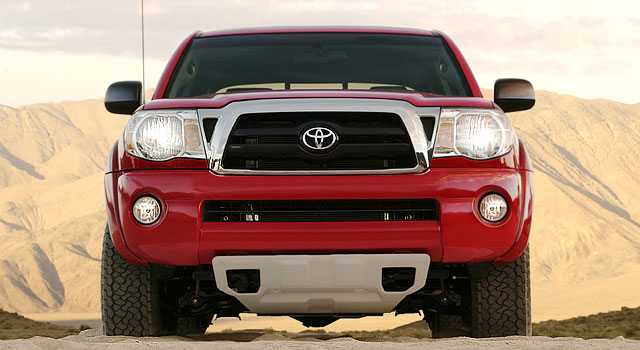 2007 toyota tacoma pictures history value research. Black Bedroom Furniture Sets. Home Design Ideas