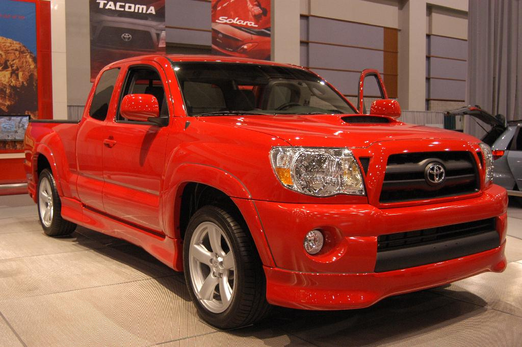 2005 Toyota Tacoma X Runner Image Https Www Conceptcarz