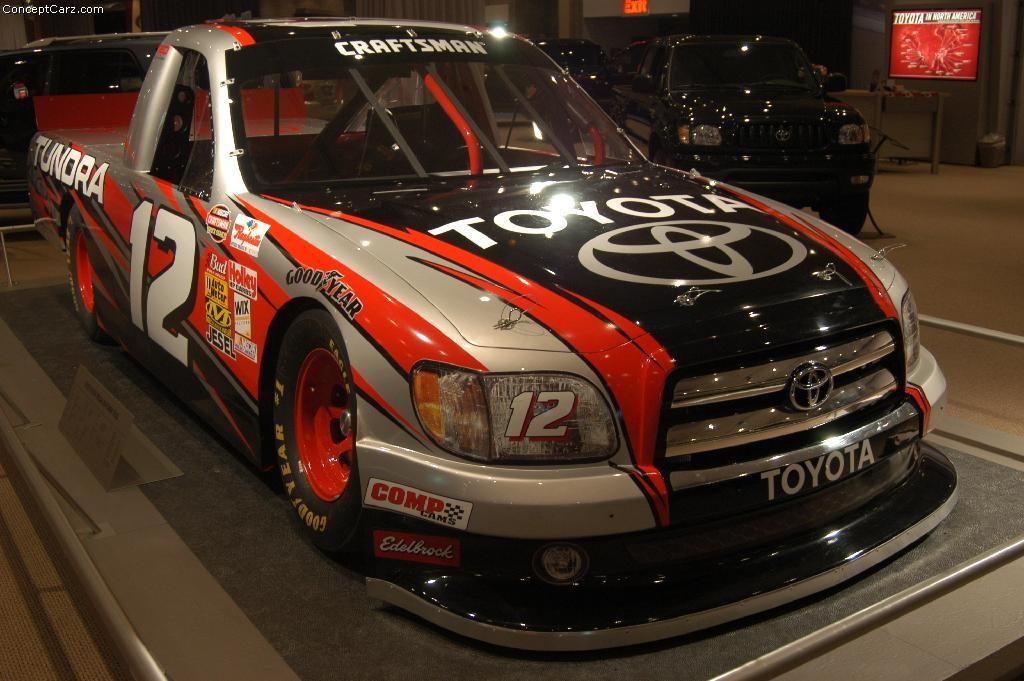 2003 Toyota Tundra TRD Image. Photo 1 of 2