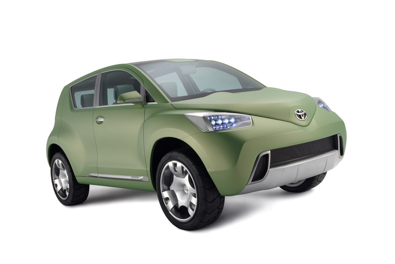 2006 Toyota Urban Cruiser Concept pictures and wallpaper