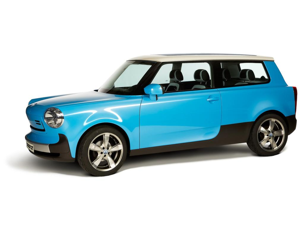 2010 Trabant Nt Concept News And Information Research And History Conceptcarz Com
