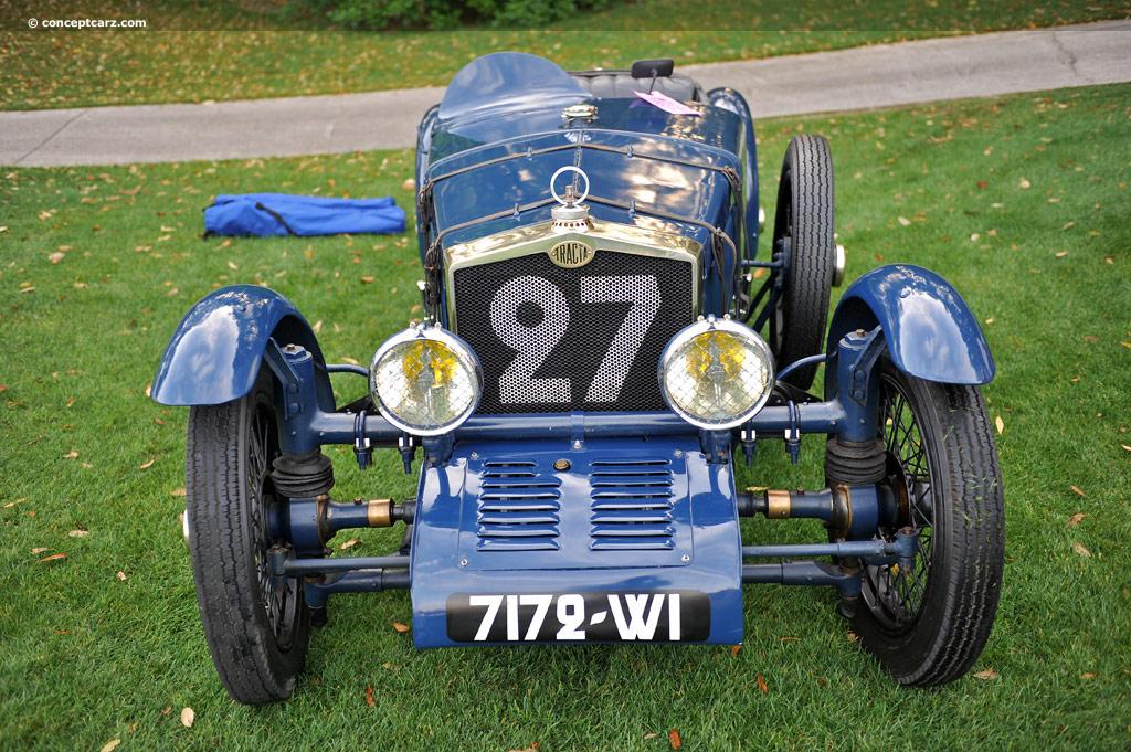 1929 Tracta Model A Image