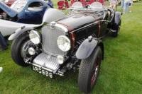 1934 Triumph Dolomite 8C 2400 image.