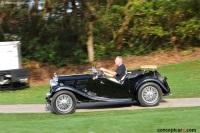 1935 Triumph Gloria Southern Cross