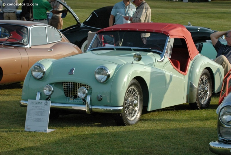 1954 triumph tr2 image chassis number ts 778 photo 5 of 24. Black Bedroom Furniture Sets. Home Design Ideas