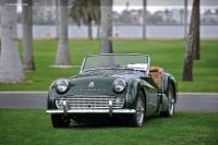 1958 Triumph TR3A image.
