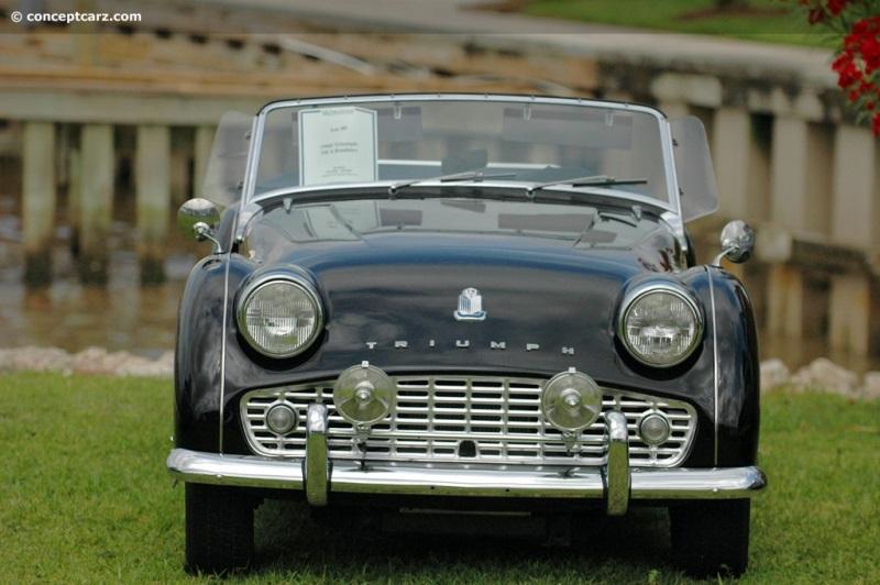 1960 Triumph TR3A