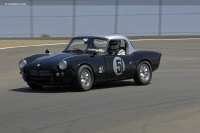 1962 Triumph Spitfire MKI.  Chassis number FC11029L