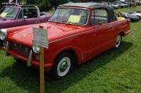 1961 Triumph Herald 1200 image.