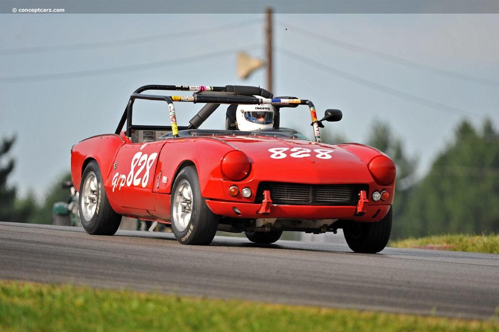 Us Grand Prix >> 1962 Triumph Spitfire MKI Image. Photo 23 of 63