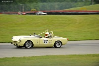 1962 Triumph Spitfire MKI
